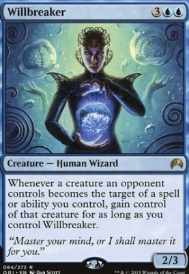 Magic Origins: Willbreaker