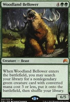 Magic Origins: Woodland Bellower