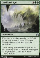 Magic Origins: Zendikar's Roil