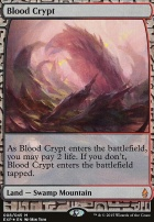 Masterpiece Series: Expeditions: Blood Crypt (BFZ Expeditions Foil)