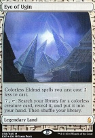 Masterpiece Series: Expeditions: Eye of Ugin (OGW Expeditions Foil)