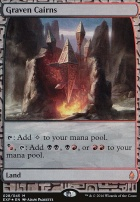 Masterpiece Series: Expeditions: Graven Cairns (OGW Expeditions Foil)