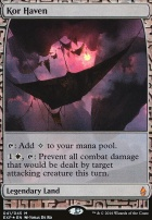 Masterpiece Series: Expeditions: Kor Haven (OGW Expeditions Foil)