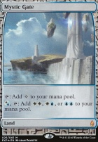 Masterpiece Series: Expeditions: Mystic Gate (OGW Expeditions Foil)