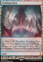 Masterpiece Series: Expeditions: Scalding Tarn (BFZ Expeditions Foil)