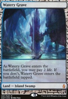 Masterpiece Series: Expeditions: Watery Grave (BFZ Expeditions Foil)