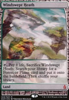 Masterpiece Series: Expeditions: Windswept Heath (BFZ Expeditions Foil)