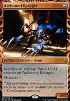Masterpiece Series: Inventions: Arcbound Ravager (AER)
