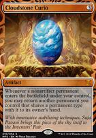 Masterpiece Series: Inventions: Cloudstone Curio (KLD)