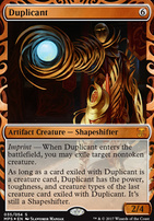Masterpiece Series: Inventions: Duplicant (AER)