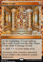 Masterpiece Series: Inventions: Mana Crypt (KLD)