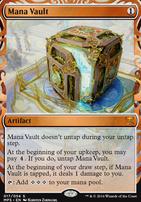 Masterpiece Series: Inventions: Mana Vault (KLD)