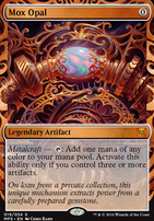 Masterpiece Series: Inventions: Mox Opal (KLD)
