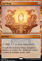 Masterpiece Series: Inventions: Sol Ring (KLD)