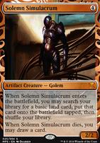 Masterpiece Series: Inventions: Solemn Simulacrum (KLD)
