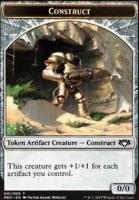 Masterpiece Series: Mythic Edition: Construct Token (001)