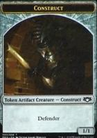 Masterpiece Series: Mythic Edition: Construct Token (003)