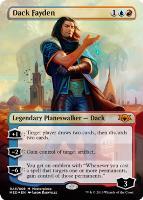 Masterpiece Series: Mythic Edition: Dack Fayden