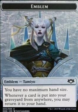 Masterpiece Series: Mythic Edition: Emblem (Tamiyo)