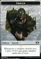 Masterpiece Series: Mythic Edition: Emblem (Garruk)