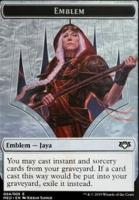 Masterpiece Series: Mythic Edition: Emblem (Jaya)