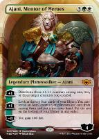 Masterpiece Series: Mythic Edition: Ajani, Mentor of Heroes