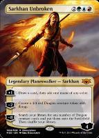 Masterpiece Series: Mythic Edition: Sarkhan Unbroken
