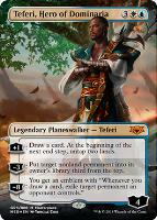 Masterpiece Series: Mythic Edition: Teferi, Hero of Dominaria