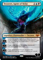 Masterpiece Series: Mythic Edition: Tezzeret, Agent of Bolas
