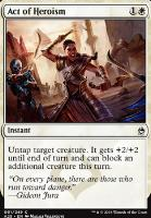 Masters 25 Foil: Act of Heroism