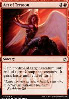 Masters 25 Foil: Act of Treason