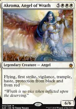Masters 25: Akroma, Angel of Wrath