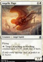 Masters 25: Angelic Page
