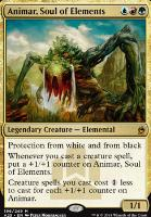 Masters 25: Animar, Soul of Elements