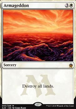 Masters 25: Armageddon