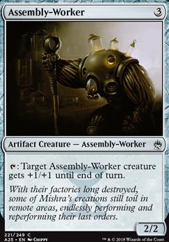 Masters 25: Assembly-Worker