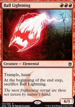 Masters 25: Ball Lightning