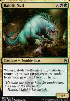 Masters 25 Foil: Baloth Null