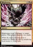 Masters 25 Foil: Blightning