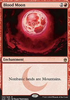 Masters 25: Blood Moon