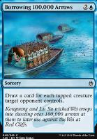 Masters 25 Foil: Borrowing 100,000 Arrows