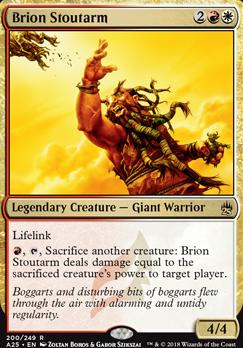 Masters 25: Brion Stoutarm