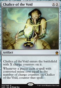 Masters 25: Chalice of the Void