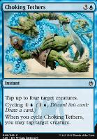 Masters 25 Foil: Choking Tethers
