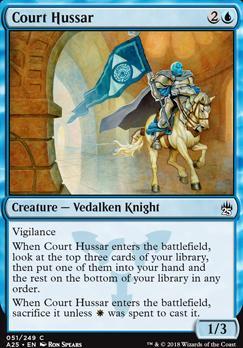 Masters 25: Court Hussar