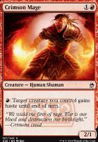 Masters 25: Crimson Mage