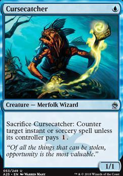 Masters 25 Foil: Cursecatcher