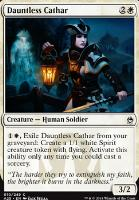 Masters 25: Dauntless Cathar