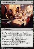 Masters 25: Deadly Designs
