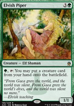 Masters 25: Elvish Piper